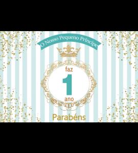 BOX - Príncipe 1 ano - SmallPack