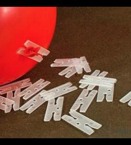 20 Peças Ata balões