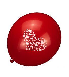 Balão Vermelho Amor