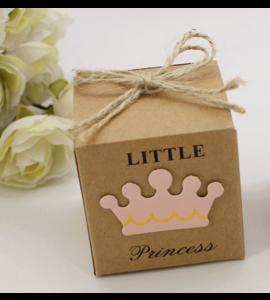 Caixa de Lembranças Princesa