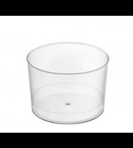 12 Taças Transparentes