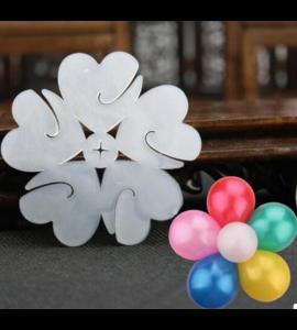 Peça para flor de balões