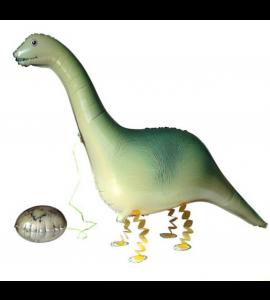 Balão Dinossauro com Ovo
