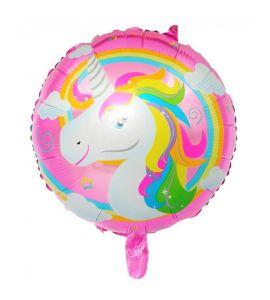 Balão Metálico Unicórnio