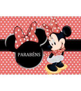 BOX - Minnie Vermelha - Premium Pack