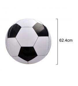 Balão Metálico Bola de Futebol