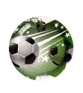 Pratos Futebol