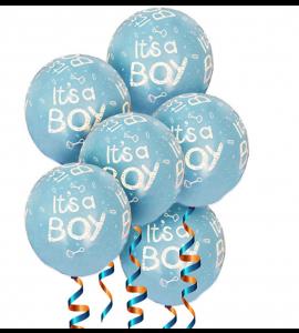 10 Balões Its a Boy