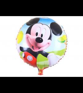 Balão Redondo Mickey