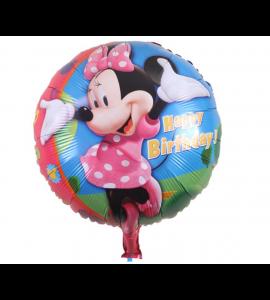 Balão Redondo Minnie