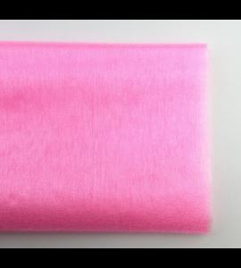 Organza Tule Rosa 4,5m x 48 cm