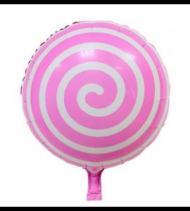 Balão Rosa Candy