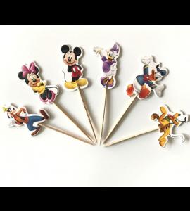 12 Palitos Mickey e Amigos