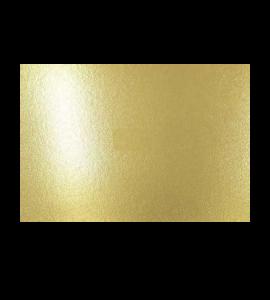 Base Cartão Dourada 25x35cm