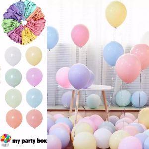 Mix Balões Pastel