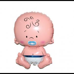 Balão Menino 76 x 50 cm
