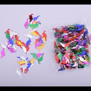 Confetis de Mesa Dinossauros