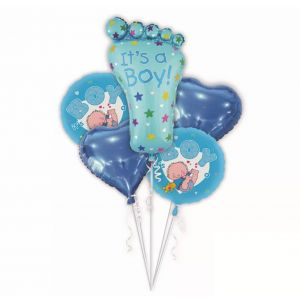 Pack Balões Pezinho Azul
