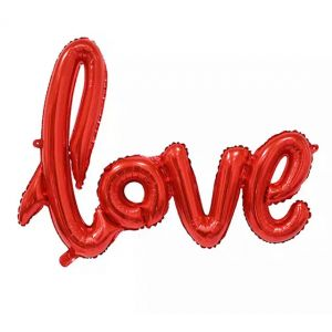 Balão Palavra Love 1m