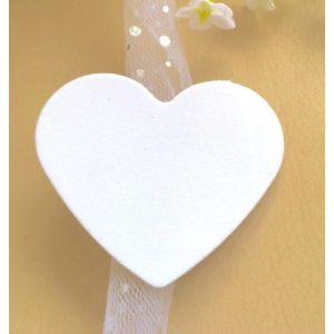 Conj. 10 Adornos Coração