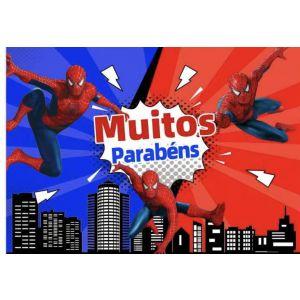 Homem Aranha - Poster de Fundo 220x150cm