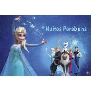 Frozen - Poster de Fundo 100x150cm