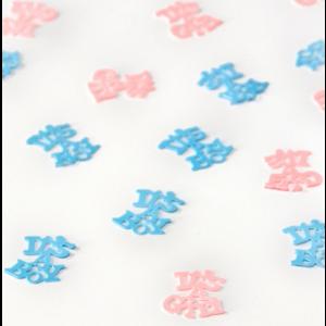 Confetis De Mesa Para Baby Shower