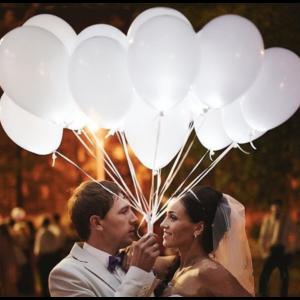 Led para balão