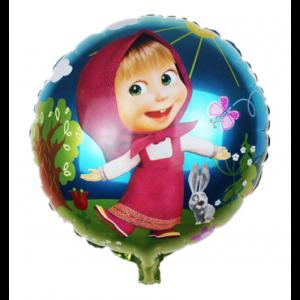 Balão Redondo Masha