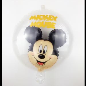 Balão Mickey Bolha