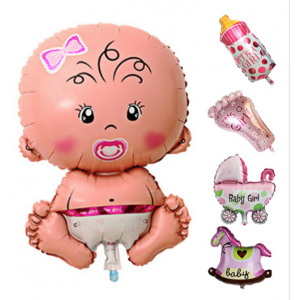 Mini Pack Baby Shower Girl