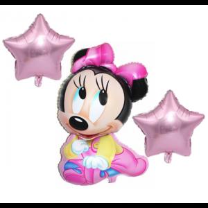 Pack Minnie Baby