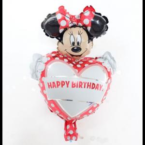 Balão Minnie Para Escrever