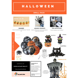 BOX - Halloween - Small Pack