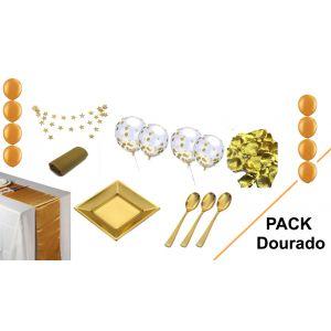 Pack Dourado