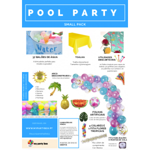 BOX - Pool Party - Small Pack
