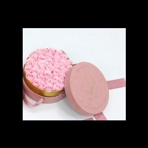 Caixa de Rosas 20x9-rosa