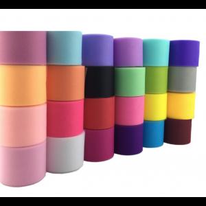 Rolo de Tule Colorido de 5cm